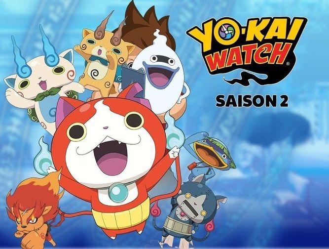 La grande expédition du Kapitaine Komasan - Les aventuriers du trésor perdu / Yo-Kai d'avril / Yo-Kai Fouétar