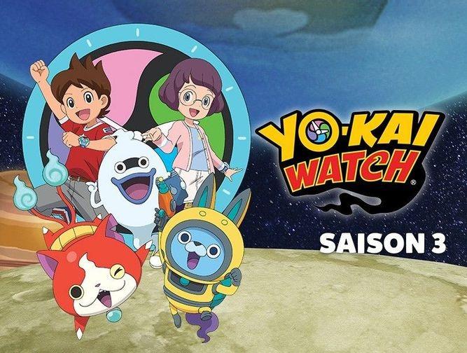 La nouvelle Yo-kai Watch