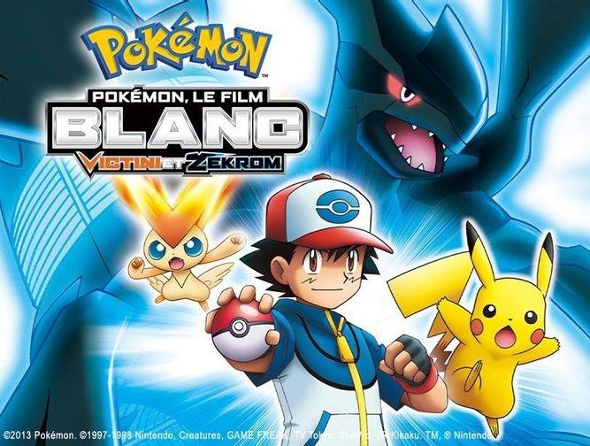 Pokémon le film : Blanc - Victini et Zekrom